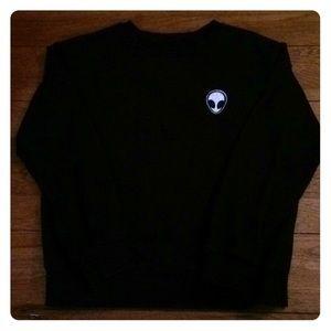 Hot Topic woman's  S lightweight sweatshirt